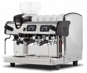 Ekspres ciśnieniowy do kawy 2 kolbowy z wbudowanym młynkiem Z2GR PLUS