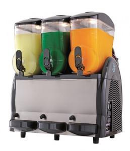 Granitor | Urządzenie do napojów lodowych | 3 zbiorniki na 12 litrów | S 12-3