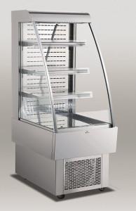 Regał chłodniczy | witryna chłodnicza otwarta OFC 230 230l