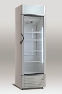 Szafa chłodnicza przeszklona KK 421 350l