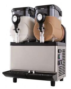 Granitor Gastronomia | Urządzenie do napojów lodowych | 2 zbiorniki na 5 litrów | GS5-2