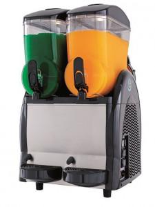 Granitor | Urządzenie do napojów lodowych | 2 zbiorniki na 12 litrów | S 12-2