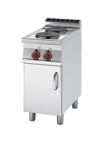 Gastronomiczna Kuchnia elektryczna zszafką PC - 74 ET