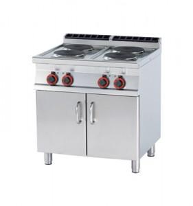Kuchnia elektryczna zszafką PC - 78 ET