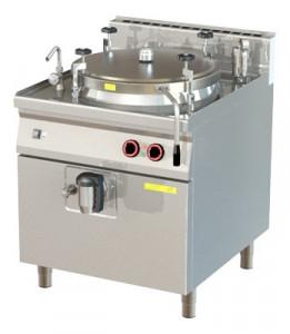Gastronomiczny Kocioł gazowy 150 l ciśnieniowy BIA150 - 98 G