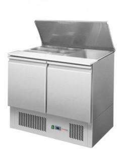 Stół chłodniczy na sałatki S - 900