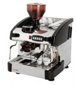 Ekspres do kawy 1-gr. z młynkiem - czarny EMC 1P/B/M/C