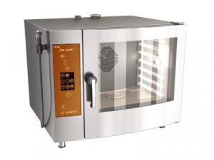 Piec piekarniczy 8-półkowy 400/600 mm DM - 8