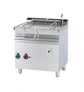 Patelnia gastronomiczna gazowa uchylna BRM50 - 78 G/N