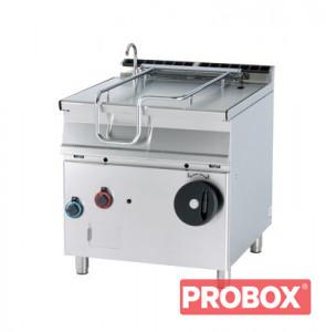 Patelnia gastronomiczna gazowa uchylna BR80 - 98 G