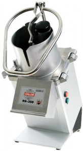 Szatkownica gastronomiczna + ręczna przystawka RG-350