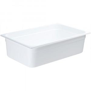 Pojemnik GN 1/1 150 biały poliwęglan