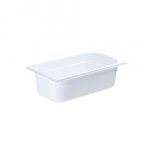 Pojemnik GN 1/3 100 biały poliwęglan