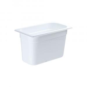 Pojemnik GN 1/3 200 biały poliwęglan