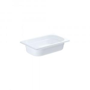 Pojemnik GN 1/4 65 biały poliwęglan