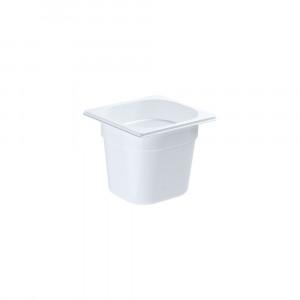 Pojemnik GN 1/6 150 biały poliwęglan