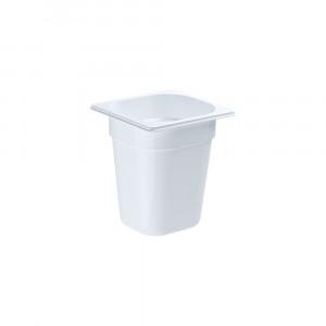 Pojemnik GN 1/6 200 biały poliwęglan