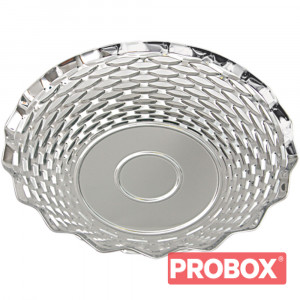 Koszyk do pieczywa stalowy okrągły d 250 mm