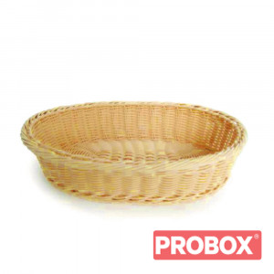 Koszyk do pieczywa z polipropylenu 380x270x90 mm