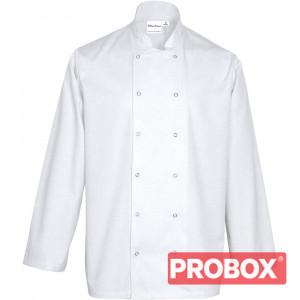 Bluza kucharska biała CHEF S unisex