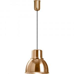 Lampa do podgrzewania potraw, Reflex mini, miedziana