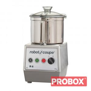 Cutter gastronomiczny mikser R6 400V, 7 l