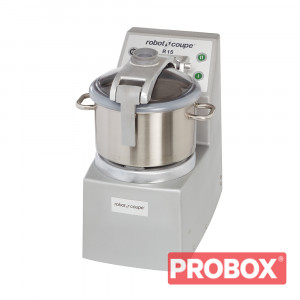 Gastronomiczny Cutter mikser R8 400, 8 l