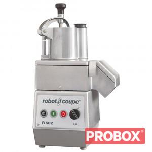 Robot Coupe Szatkownica gastronomiczna+cutter R502E 400V