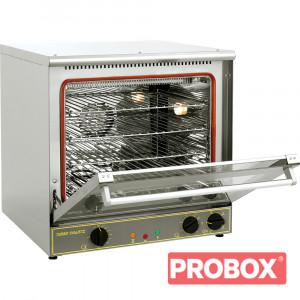 Piecyk gastronomiczny konwekcyjny z systemem TOTAL QUARTZ 3 kW, 460x340 mm