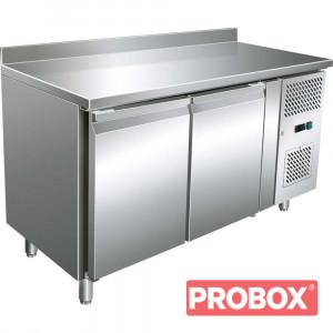 Stół chłodniczy, 2 drzwiowy, 600X400, 428 l,
