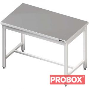 Stół centralny bez półki 1600x800x850 mm skręcany
