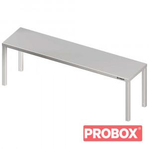 Nadstawka na stół pojedyncza 1200x400x400 mm