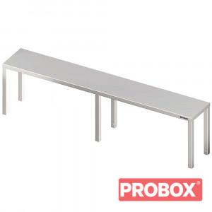 Nadstawka na stół pojedyncza 1500x400x400 mm