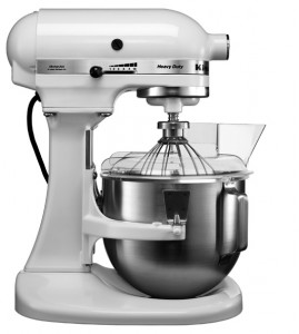 Mikser KitchenAid Heavy Duty 5l, biały