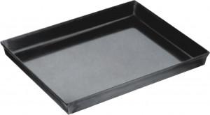 Blacha do pizzy prostokątna 49,5x34,5 cm