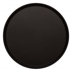 Taca antypoślizowa Treadlite śr. 35,5 cm czarna