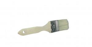 Pędzelek z drewnianą rączką 4 cm