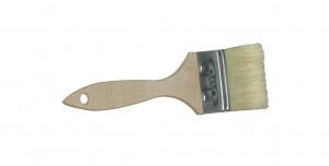 Pędzelek z drewnianą rączką 10 cm