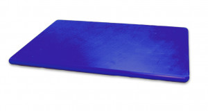 Deska kolorowa HACCP PE niebieska