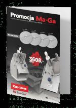 Promocja szatkownic Ma-Ga – tarcza gratis!