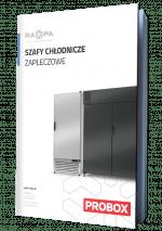 RAPA – szafy chłodnicze zapleczowe – 2020