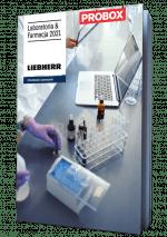 Laboratoria i farmacja - Liebherr 2021