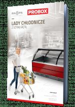 Lady chłodnicze - szyba gięta - RAPA 2021