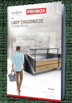Lady chłodnicze - szyba prosta - RAPA 2021