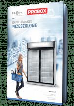 Szafy chłodnicze - przeszklone - RAPA 2021