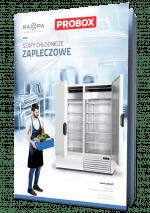 Szafy chłodnicze - zapleczowe - RAPA 2021
