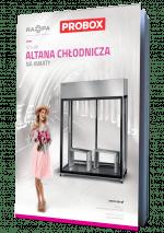 Altana chłodnicza na kwiaty - RAPA 2021