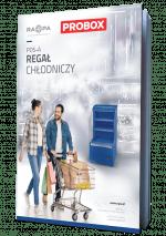 Regal chłodniczy - POS-A - RAPA 2021