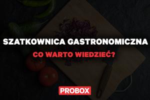 Szatkownica gastronomiczna – co warto wiedzieć?